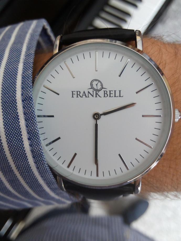 Reloj para cenizas frankbell para cenizas