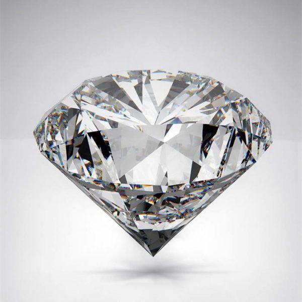 diamantes con cenizas