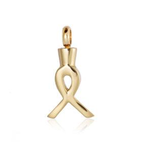 joyas con cenizas de oro