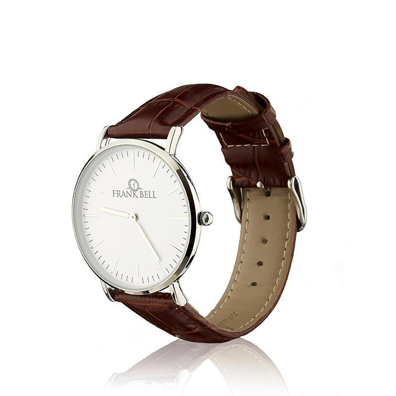 Reloj con cenizas