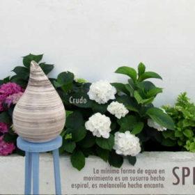 Urna biodegradable Spiro