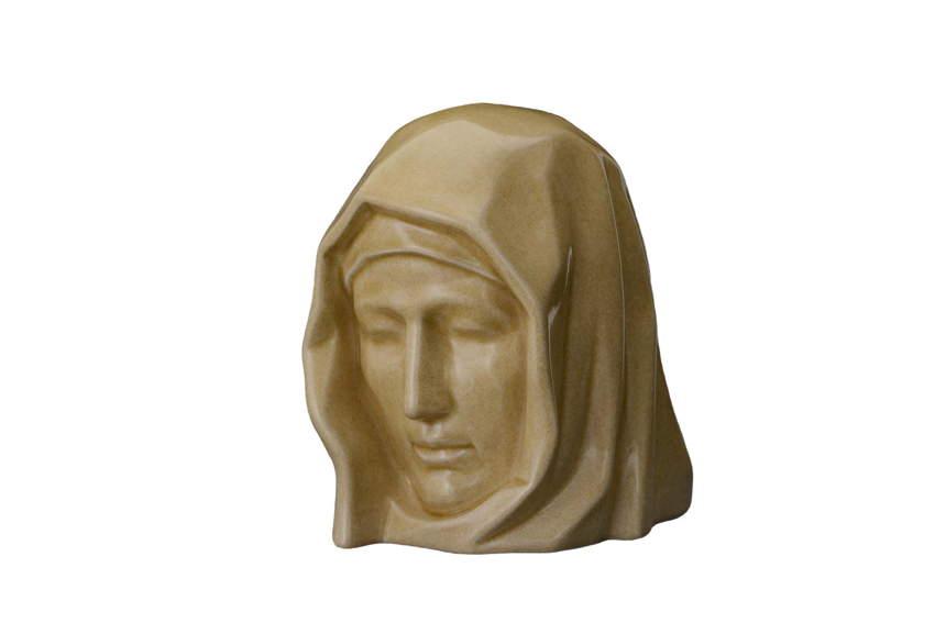 Urna para cenizas Virgen lado